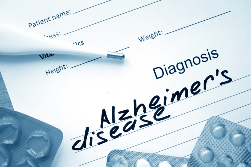 diagnosis Alzheimer's disease